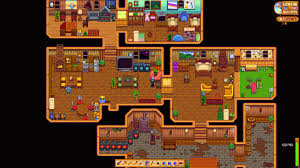 my house basement expansion d not my mod stardewvalley