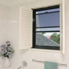 fixed security window panels crimsafe