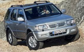opel frontera opel frontera 1998 wallpapers and hd images car pixel