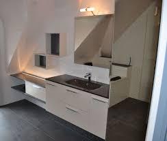 meuble sous vasque sur mesure meubles sdb aménagement de salle de bain dressing saint