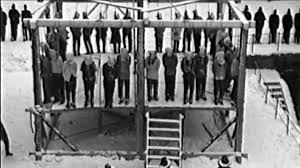 on this day in history this day in history 38 dakota put to death by hanging that was