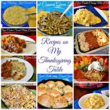 to make 16 delicious thanksgiving side dishes
