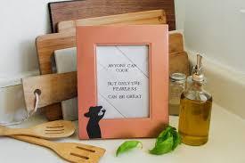 ratatouille inspired kitchen art disney family