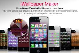 crystal light wallpapers design a creative wallpaper on android and ios device using apps