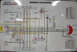 suzuki intruder 125 wiring diagram suzuki wiring diagrams