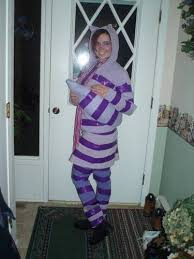 Cheshire Cat Costume Home Made Cheshire Cat Costume Img Husky Occasions And Holidays