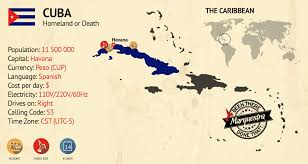 Cst Time Zone Map by Couple Travels To Cuba A Quest To Travel Marquestra