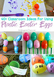 Easter Decorations Using Plastic Eggs by 40 Creative Ways To Use Plastic Easter Eggs In The Classroom