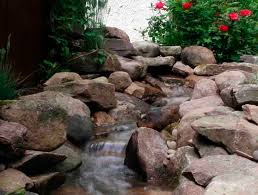 Pictures Of Backyard Waterfalls by Koi Pond Waterfalls