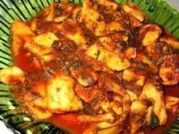 cuisiner de la seiche seiche à la marocaine la cuisine de