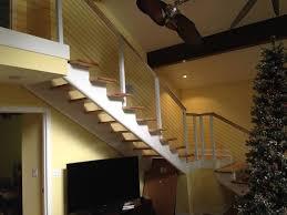 cable railing tampa hand railing stair rail deck rail