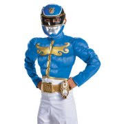 Texas Ranger Halloween Costume Red Power Ranger Dino Charge Classic Muscle Child Halloween