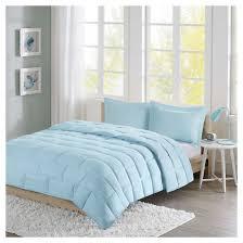 Washing Down Alternative Comforter Ava Seersucker Down Alternative Comforter Set Target