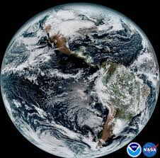 Color Of Earth by Nasa Captures