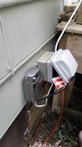Motion Sensor Add On For Outdoor Light Updating An Antique Outdoor Light With A Motion Sensor