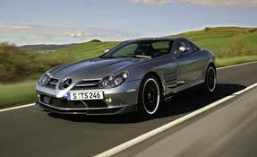 2007 mercedes slr mclaren 722 edition pictures photo
