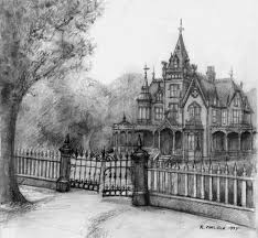 wonderful victorian mansion house plans 3