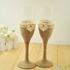 wedding glasses aliexpress buy 1 set personalized wedding glasses wedding