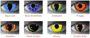 tips on choosing halloween contact lenses u2013 halloween