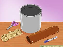 3 ways to make a homemade drum wikihow
