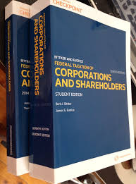 federal taxation of corporations and shareholders seventh edition