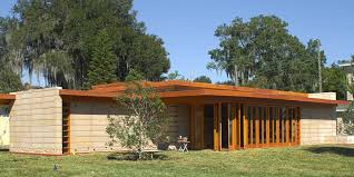 frank lloyd wright style house plans frank lloyd wright s usonian home was 74 years ahead of its