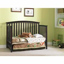 Cribs That Convert Into Full Size Beds by Graco Freeport 4 In 1 Convertible Crib Cherry Walmart Com