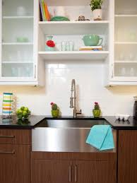 Green Kitchen Tile Backsplash Self Adhesive Backsplashes Pictures U0026 Ideas From Hgtv Hgtv