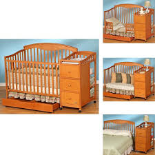 crib with storage and changing table storage decorations
