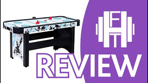 harvil 5 foot air hockey table with electronic scoring harvil 5 foot air hockey table with electronic sco quick view youtube