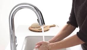 sensor kitchen faucets kitchen archives wanderglobe best touchless faucet 16 verdesmoke