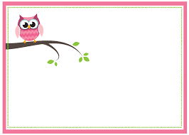 owl invitation template free musicalchairs us