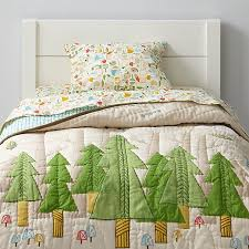 nature trail toddler bedding the land of nod