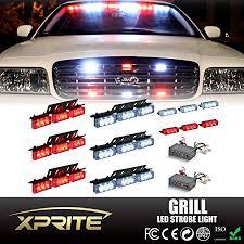 Led Emergency Dash Lights Buy Xtreme U0026acirc U0026reg 18 Led Emergency Vehicle Strobe Warning