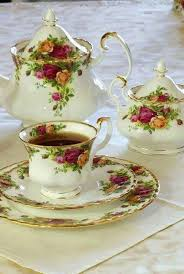 country roses tea set best 25 country ideas on tea sets vintage royal