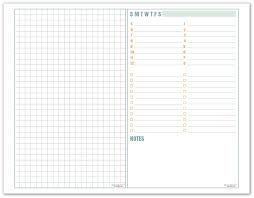 daily planner templates full and half size daily planner printables as requested graph paper and daily planner in half size