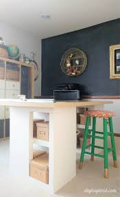 Craft Room Makeovers - craft room makeover paint and color consultation diy inspired