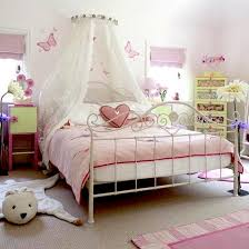 bed canopy with lights girls room bed canopy sheer bed curtain ideas kidspace interiors