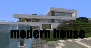House Design Software Youtube Minecraft Showcase Modern House Crystal Cliff Youtube