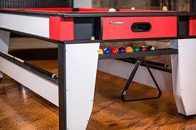 atomic 2 in 1 flip table 7 feet amazon com atomic 2 in 1 flip table 7 feet sports outdoors