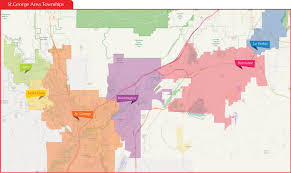 Map Of St George Utah by The Lights Are On And You U0027re At Home St George Utilities For