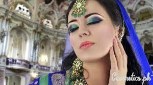 latest stani bridal eye makeup 2016 green and blue smokey eye makeup tutorial asian indian bridal blue green smokey eye makeup video