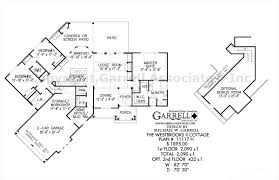 westbrooks ii cottage 11117 h house plan country farmhouse southern