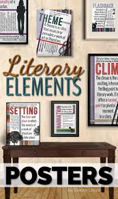betrayal themes in literature literary elements posters literary elements school classroom and