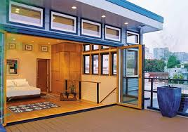 Folding Exterior Door Contemporary Folding Doors For Modern Exterior Incredibly Cool