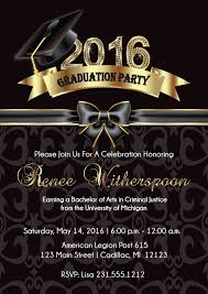 items similar to 2016 graduation invitation graduation