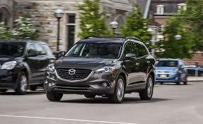 mazda suv range 2015 mazda cx 9 u2013 review u2013 car and driver