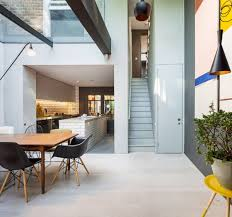 london house extensions reveal the line between old and new view in gallery