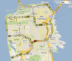san francisco quezon map san francisco map san francisco has the highest year
