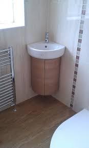 ceramic bathroom sinks pros and cons bathroom fantastic compact corner bathroom sink used brushed nickel
